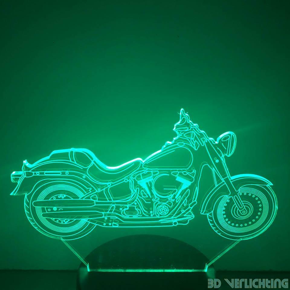 Motor   3D verlichting